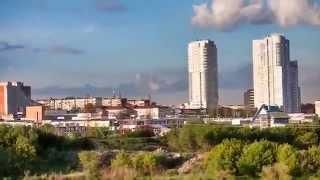 Russlands 10 größte Millionen-Städte