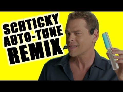 SCHTICKY AUTO TUNE REMIX - WTFBrahh