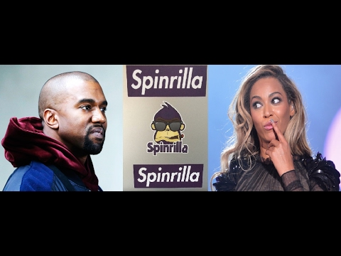 All 3 Major Record Labels are Suing Spinrilla for 'Stealing' Kanye, Beyonce and other artists music.