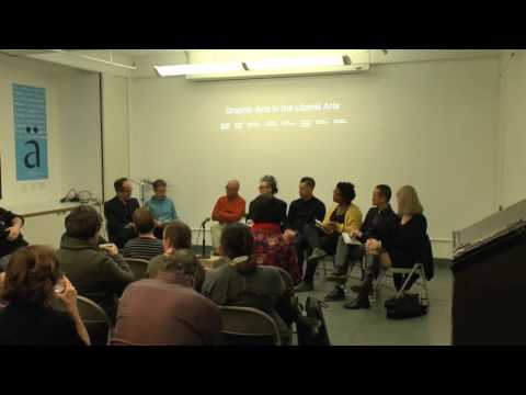 Graphic Arts in the Liberal Arts: Panel Discussion