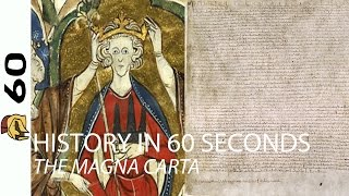 Magna Carta - Short documentary from History in 60 Seconds