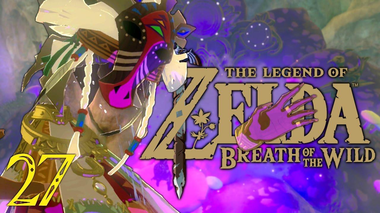 ZELDA BREATH OF THE WILD SWITCH #27 FR | LA DIVINITÉ DES