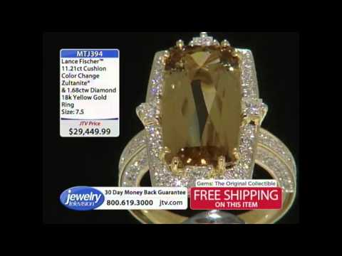 11.21ct Zultanite only 100 of these in the world