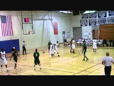 Bronx Community College vs  Queensborough Community College  1-13-12