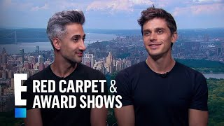 "Antoni Porowski & Tan France Tease Next Level of ""Queer Eye"" 
