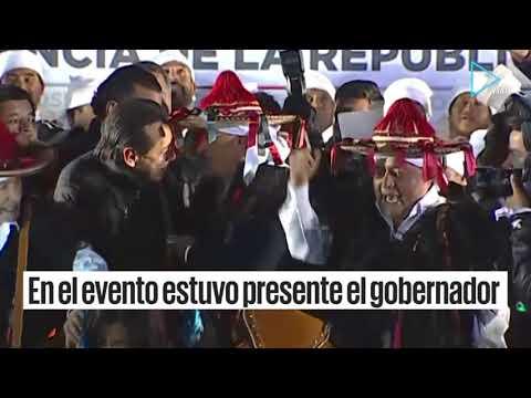 Meade arranca precampaña desde Chiapas