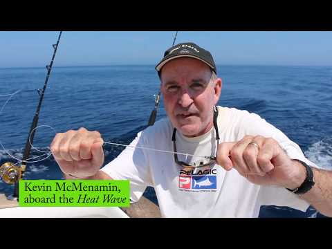Offshore Fishing Tip: How to Tie an Offshore Swivel Knot