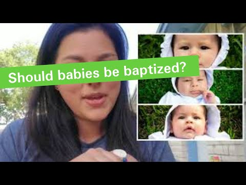 Infant Baptism | Roadblocks to Catholicism