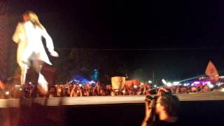 Florence + The Machine - Shake It Out @ Sziget 2015 (4K)