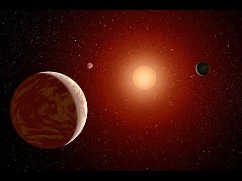 Virtual Planetarium: Exploring Exoplanets