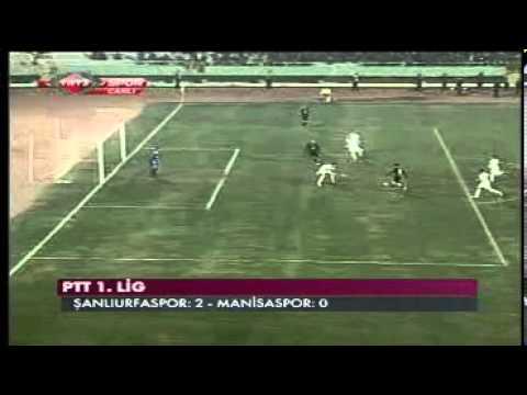 Şanlıurfaspor 2-0 Manisapor maç özeti 2 Şubat 2013