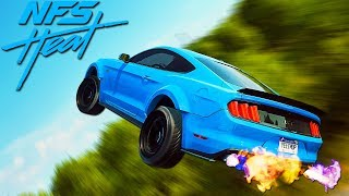 Cover images Need for Speed HEAT - Fails #13 - Flipping Cars?