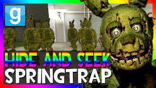 garry s mod   ultimate springtrap hide and seek   gmod five nights at freddy s 3 mini game