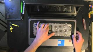 HP 2000, 2000-219DX  take apart video, disassemble, how to open disassembly
