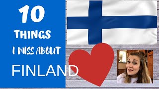 10 Things I Miss About FINLAND | Nomad Life