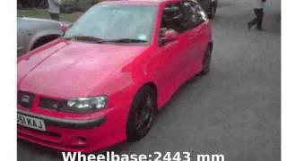 2000 Seat Ibiza Cupra R Features, Details