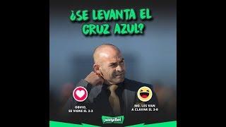 Lobos BUAP vs Cruz Azul 3 0 MEMES Liga Mx 2017 Jornada 14