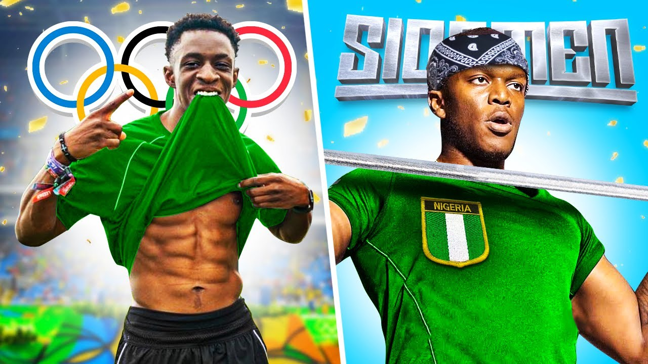 Download THE NIGERIAN TAKEOVER: SIDEMEN OLYMPICS