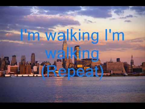 Walking- Lyrics Mary Mary