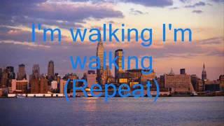 Walking- Lyrics Mary Mary