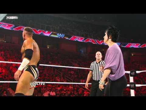Raw: Alex Riley vs. Dolph Ziggler