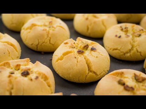 Nankhatai Recipe – Easy Eggless Nan khatai Biscuit | Indian Cookies | Indian Bakery Recipes