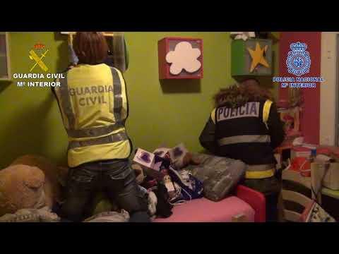 Guardia Civil: Operación Sakember