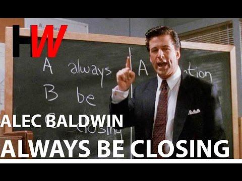 Glengarry Glen Ross Alec Baldwin Speech - YouTube