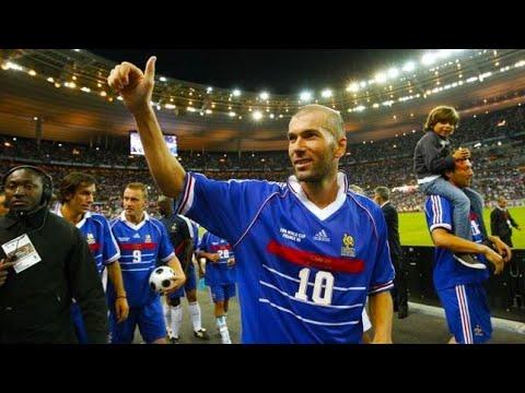 Смотреть Бразилия - Франция 0:3 Финал чемпионата мира по футболу 1998 FIFA World Cup Final онлайн