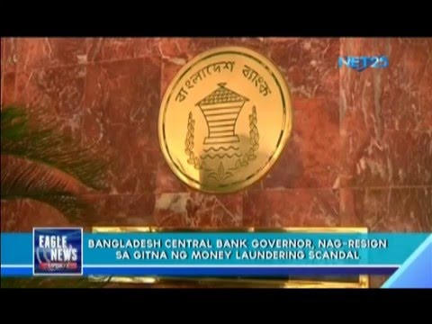 Governor of Bangladesh Central Bank resigns