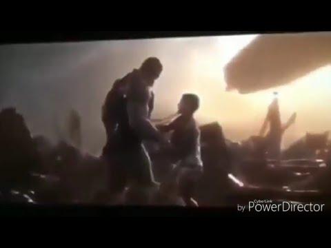 infinity war movie clip  Iron Man death scene thumbnail