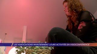 Yvelines | Les associations maintiennent leurs activités en visioconférence