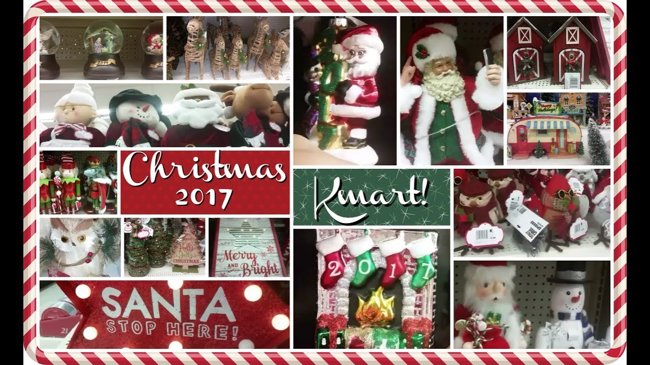 What\'s at Kmart?! Christmas 2017! - YouTube