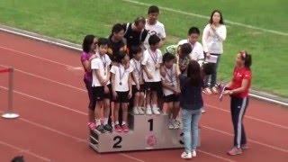 真鐸學校 ~ 2016年陸運會4X100米師生親子接力賽 (