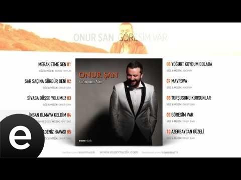 İnsan Olmaya Geldim (Onur Şan) Official Audio #insanolmayageldim - Esen Müzik