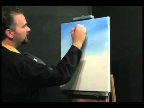 Hướng dẫn vẽ tranh sơn dầu ( by Michael Thompson )