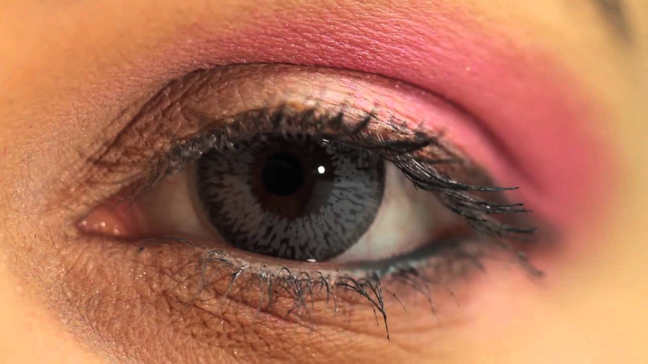 Mystic Grey Coloured Contact Lenses - YouTube