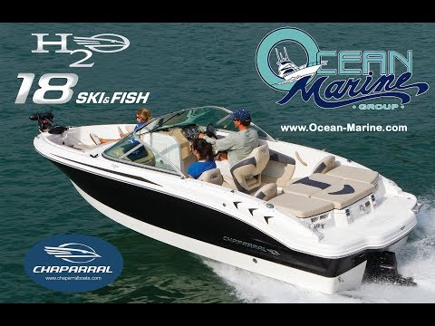 Chaparral H2O Fish & Ski - Presented By Rob Pond Of Ocean Marine Group