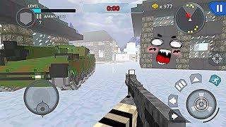 Cube Wars Battle Survival   GamePlay FHD screenshot 2