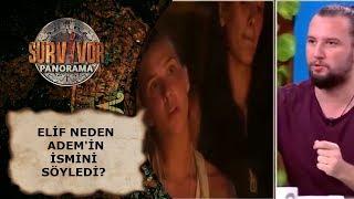 Survivor Panorama | 53. Bölüm | Elif neden Adem'in ismini söyledi?