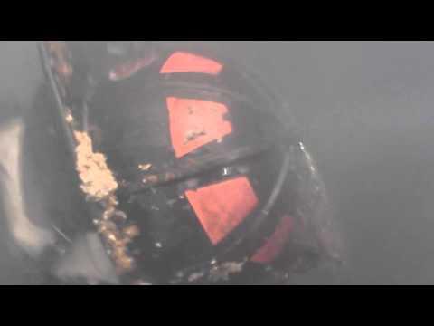 Helmet-cam: 2-alarm Wash. apartment fire