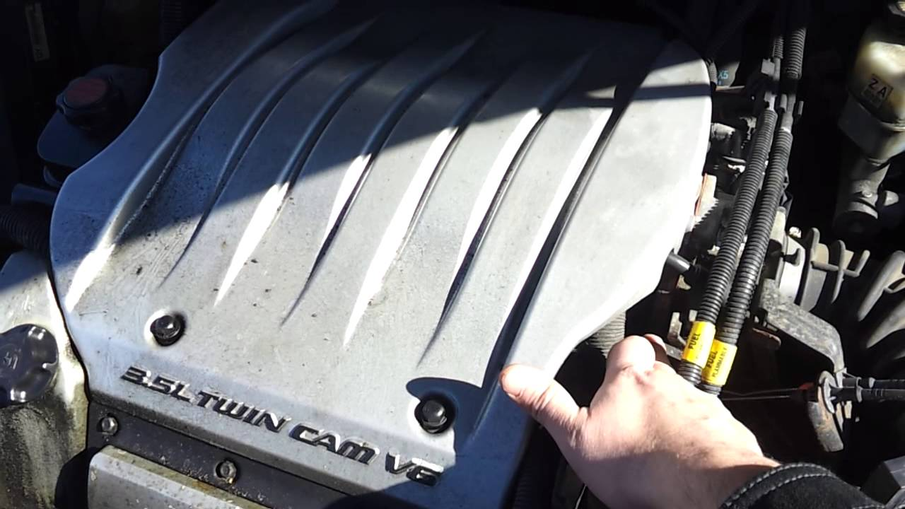 2000 Oldsmobile Intrigue Engine Issue Youtube