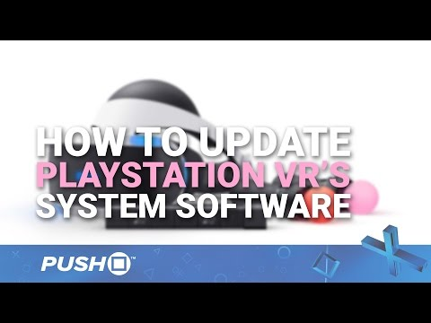 How to Update PlayStation VR's System Software | Firmware Update | PS4 Guides