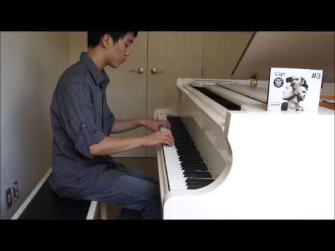 Broken Arrow by The Script piano cover