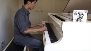 Broken Arrow by The Script piano cover