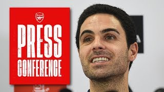 Mikel Arteta on Torreira, Laca, Stones & Auba's red card | Press Conference
