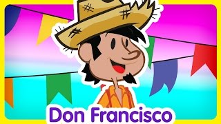 Don Francisco - Gallina Pintadita 3 - Oficial - Canciones infantiles para niños y bebés thumbnail