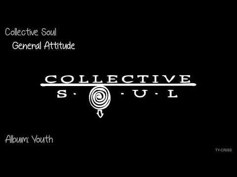 "Collective Soul  -  General Attitude    ""Album: Youth"" HD"