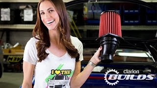 AEM Creates Custom CF Intake for Clarion Builds Supercharged 1991 Acura NSX
