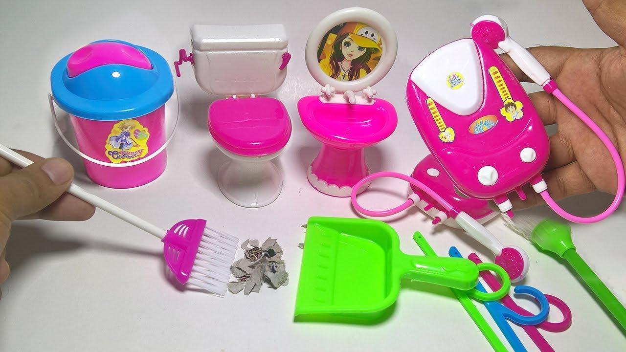 العاب اطفال لعبة ادوات الاستحمام الجديدة